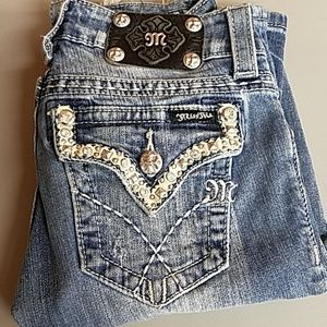Miss me Jeans distressed